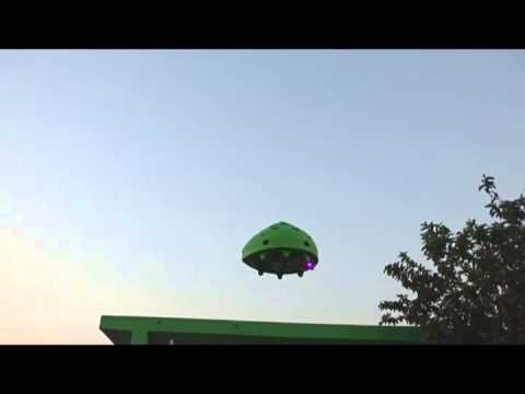 Laxmi Narayan Flying Car ( Air Thrust Vehicle )