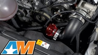 2015-2017 Mustang cp-e Exhale Cold-Side Intercooler Pipe w/ HKS SSQV or Tial Sport Q BOV Review