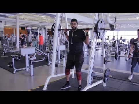 How to use the Smith Machine for Squatting