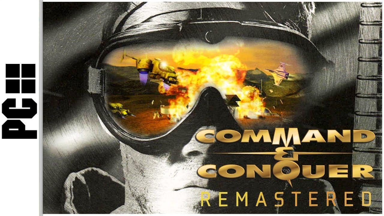Command \u0026 Conquer Remastered Full Game (Tiberian Dawn GDI Campaign)