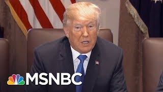 Despite Bragging, Donald Trump Lags Behind Past Presidents | The 11th Hour | MSNBC