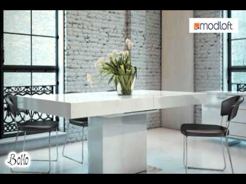 boho furniture gallery | las vegas furniture | modloft dining room