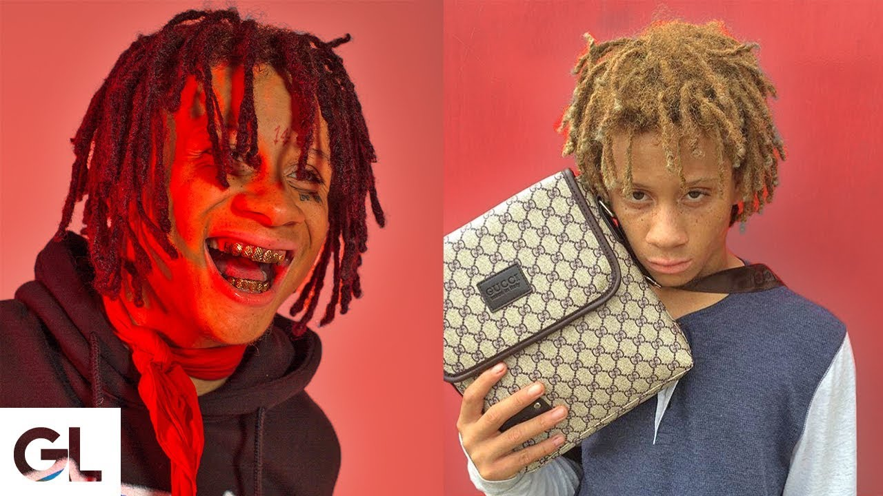 Trippie Redd S Dreadlocks Youtube
