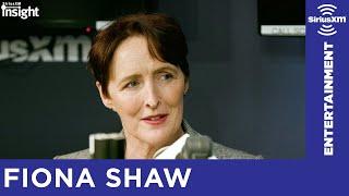 Fiona Shaw Adores 'Killing Eve' & 'Fleabag' Creator Phoebe Waller-Bridge