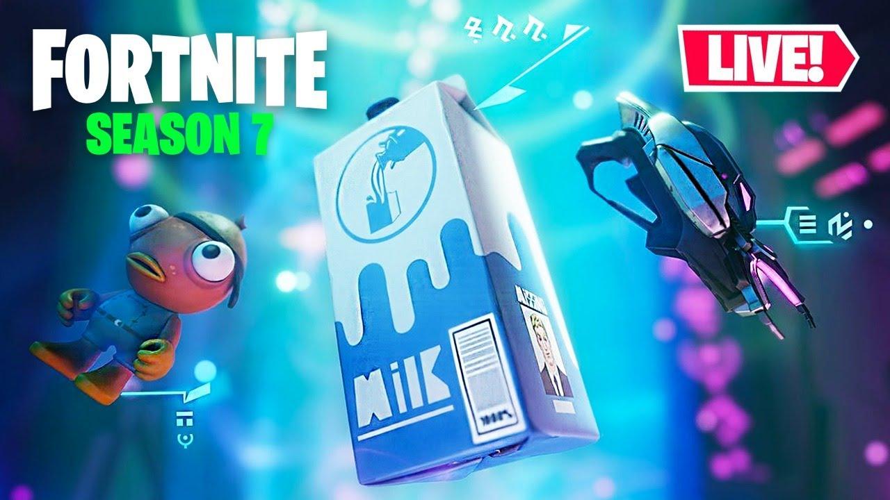 Download New SEASON 7 is COMING SOON! 👽 (Fortnite)