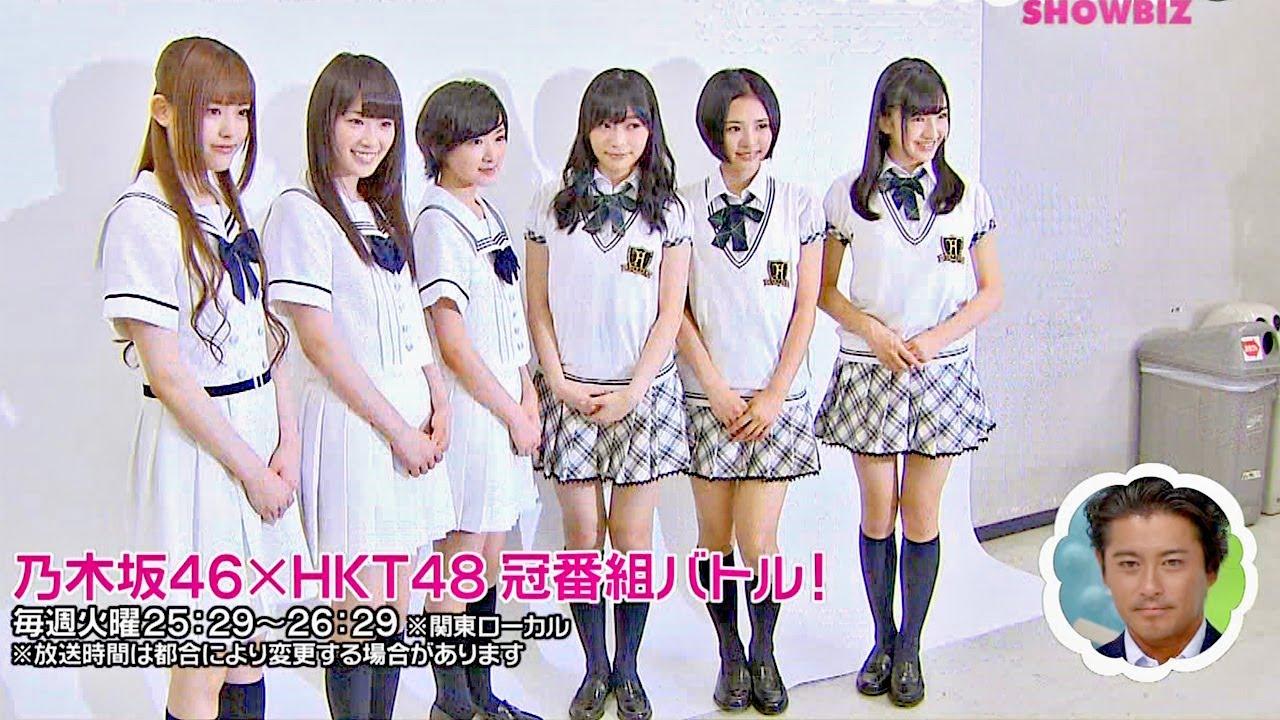 HKT48 【HD】AKB48/HKT48 CM 渡辺麻友/指原莉乃(×3本) のび太とT-子 by tender448k 2016-05-18