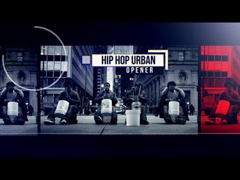 Hip hop urban opener after effects template youtube hip hop urban opener after effects template pronofoot35fo Gallery