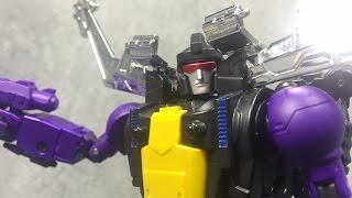 Fanstoys Mercenary (Transformers 3rd Party Shrapnel)