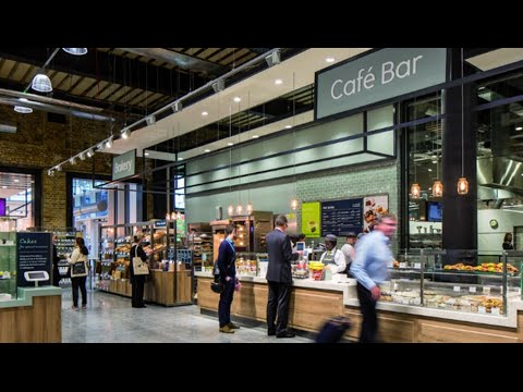 Waitrose: Building Retail With BIM | Andy Smith | The B1M