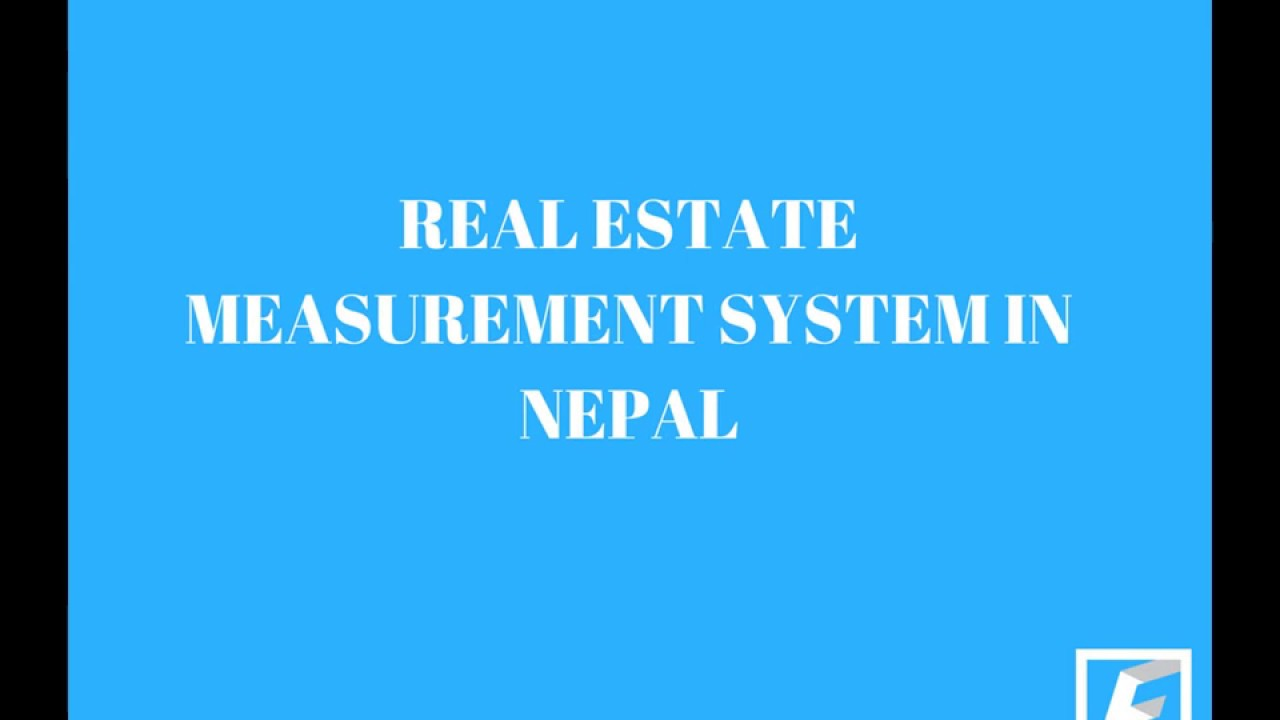 HOW TO CALCULATE LAND MEASUREMENT UNIT IN NEPAL – Excom