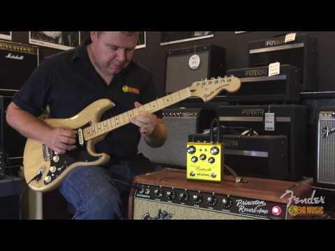 Fender Deluxe Series HSS Strat vs Thinline Tele Comparison | Big Music Shop