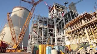 Enea - film z budowy bloku w Elektrowni Kozienice