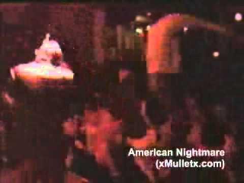 "American Nightmare - ""Please Die"" live at the Met Cafe in Providence, RI 2001"