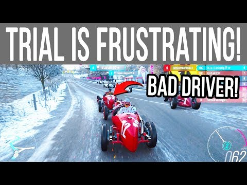 """""""The Trial"""" is so FRUSTRATING in Forza Horizon 4! thumbnail"""