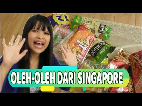 Haul Oleh-oleh Dari Singapura from YouTube · Duration:  10 minutes 59 seconds