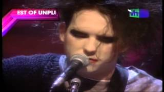 "the cure- ""lullaby"" (live mtv unplugged)"