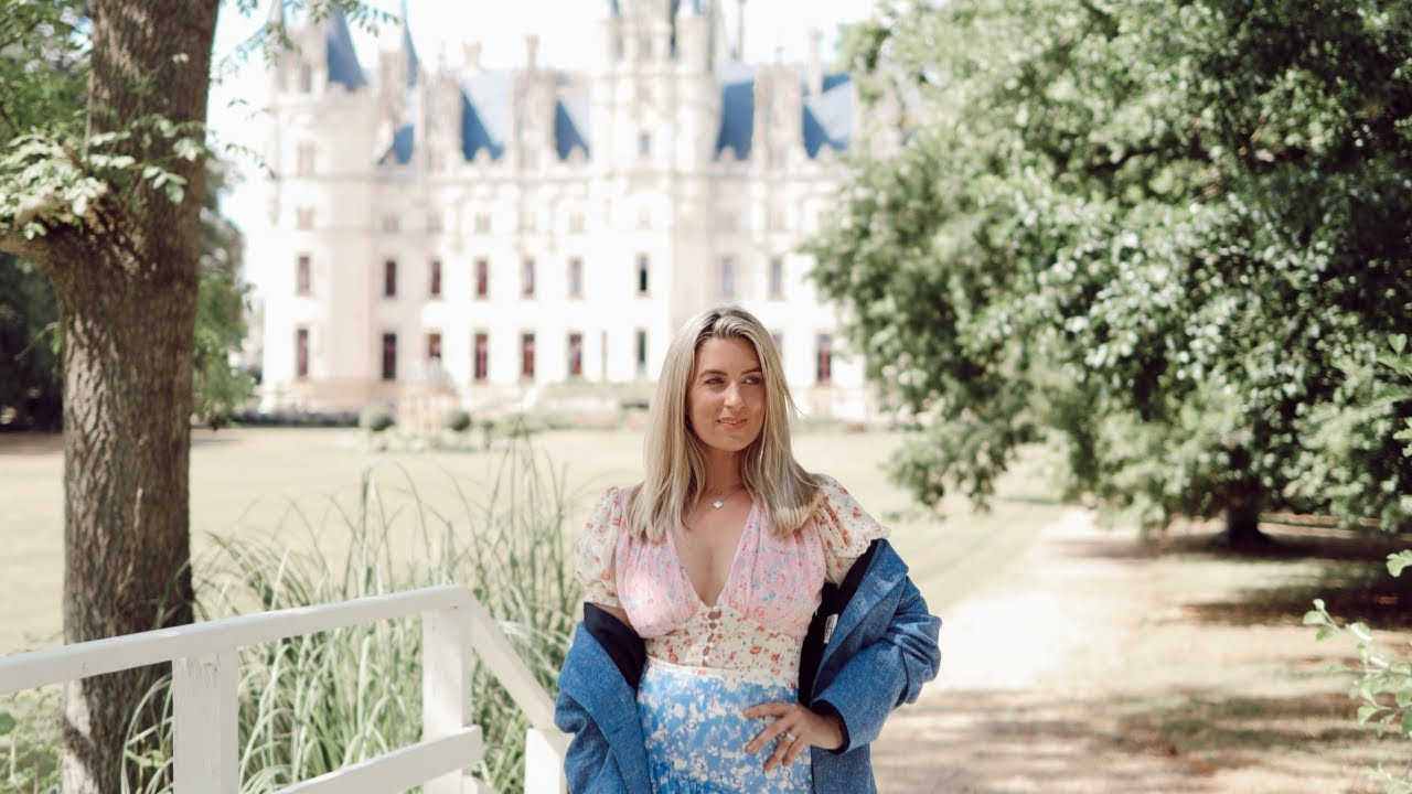 ROMANTIC ANNIVERSARY WEEKEND AT A FRENCH CHATEAU & DATE NIGHT OUTFITS 2