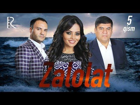Zalolat (o'zbek Serial) | Залолат (узбек сериал) 5-qism #UydaQoling