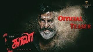 Kaala Karikalan  - Official Teaser |  Rajinikanth | Dhanush | Pa Ranjith | Thalaivar164