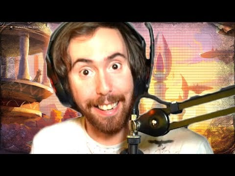 How Many Girls Watch Asmongold? & other cool stats from Asmon