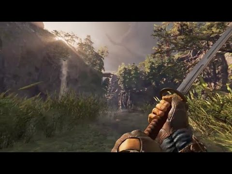Shadow Warrior 迫り来る敵を刀や銃を使い倒していくバトルアクションゲーム 忍者で爽快に楽しめるpcゲームおすすめ ネトゲ廃人が厳選したpcオンラインゲームおすすめ Mmorpg Fps Pcゲームの人気作