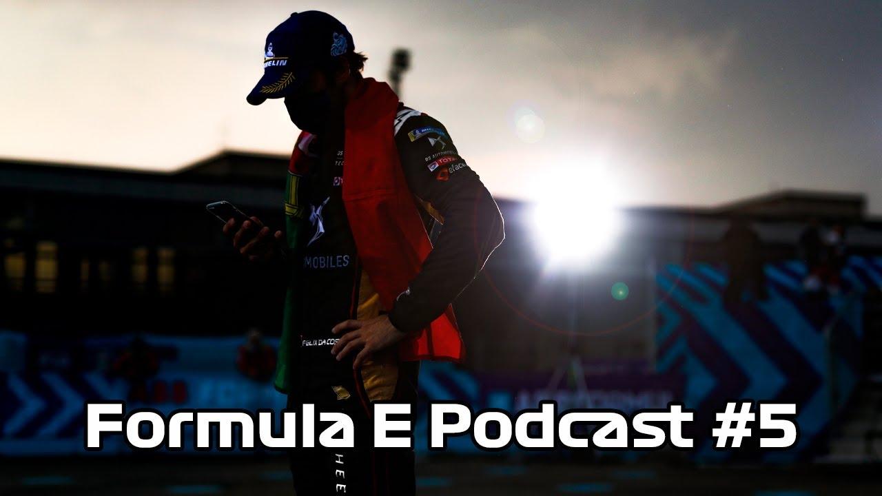 Da Costa i DS Techeetah sięgają po tytuł! - Formula E Podcast #5