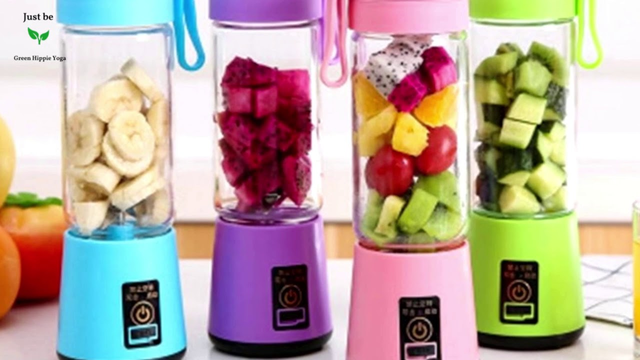 The Yogi Portable Fruit Juicer