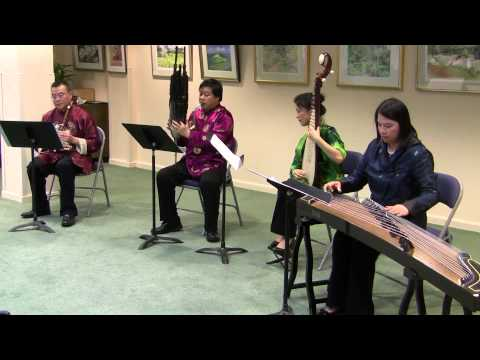 小合奏:《紫竹調》Ensemble: Purple Bamboo