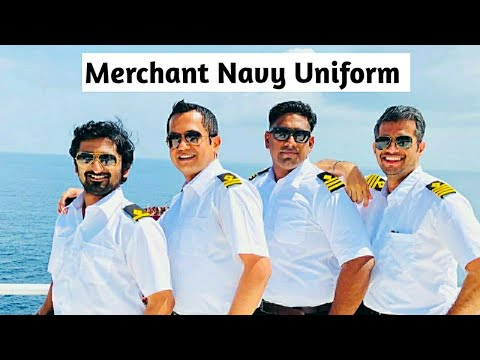 Merchant Navy Uniform | Rank wise | Ak The Sailor