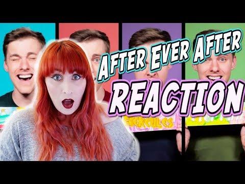 After Ever After 3  Disney Parody Reaction