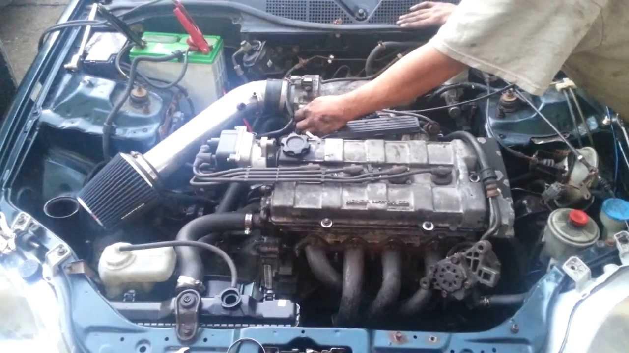 Honda Ek Ls Swap Problem  YouTube