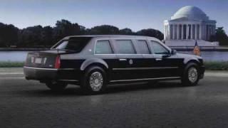 2009 Cadillac Presidential Limousine Videos