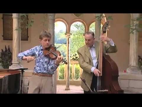 """Tim Kliphuis Trio & David Newton Celebrate Stéphane Grappelli's Gypsy Jazz In """"This Can't Be Love"""""""