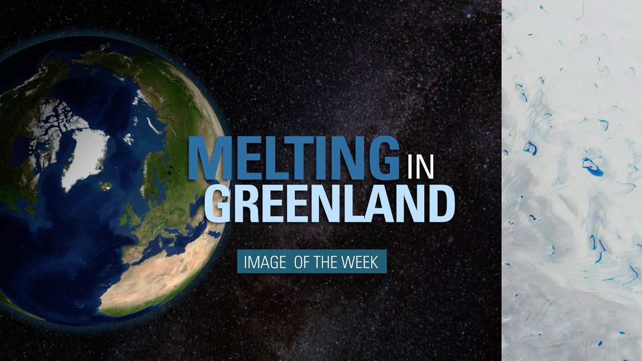 Melting in Greenland