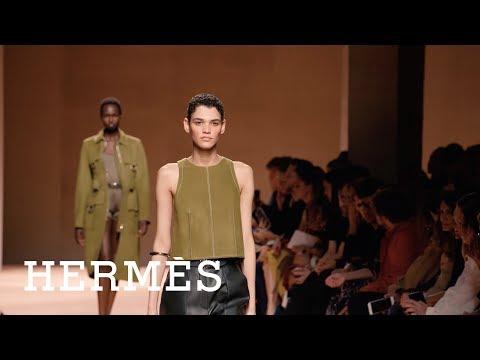 Hermès   Women's spring-summer 2020 runway show