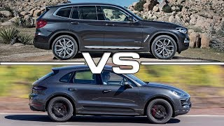 WATCH NOW BMW X3 M40i VS Porsche Macan GTS Turbo Rival Due This Year?