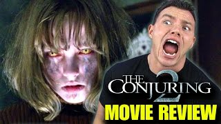 THE CONJURING 2 – Movie Review
