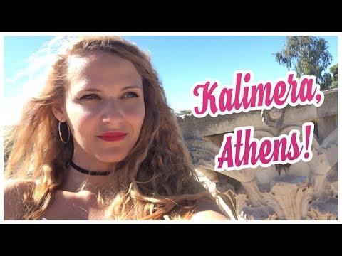 Kalimera, Athens!