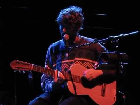 Gruff Rhys - Gathering Moss (Live @ Shepherd