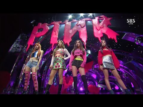 BLACKPINK - 'As If It's Your Last' The Show Live Performance