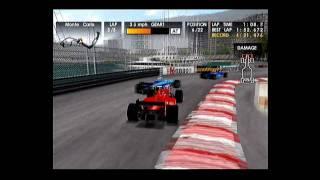 Let's Play F1 World Grand Prix Sega Dreamcast HD