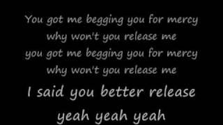 Mercy by Duffy with Lyrics