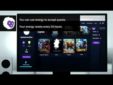 Uproar - Play games, Earn rewards