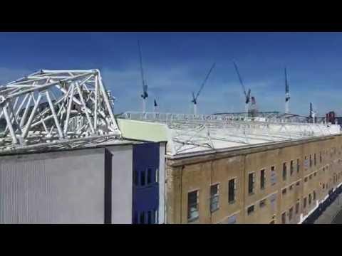 Stadium Drone - Tottenham Hotspur - White Hart Lane