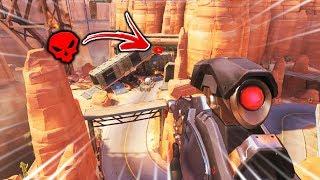 Overwatch - Best Aerial Shots
