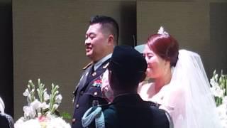 특전사의 결혼식