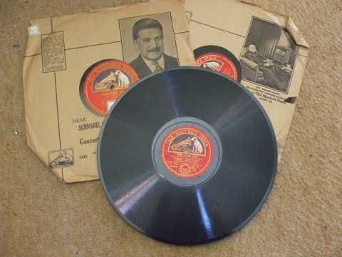 1930's Vinyl 78rpm Records ? Does Anyone Know What These Are ?