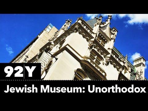 Tour of Jewish Museum's Unorthodox (Periscope)