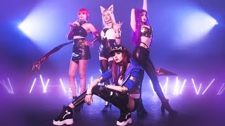 K/DA - POP/STARS (cosplay cover - League of Legends)