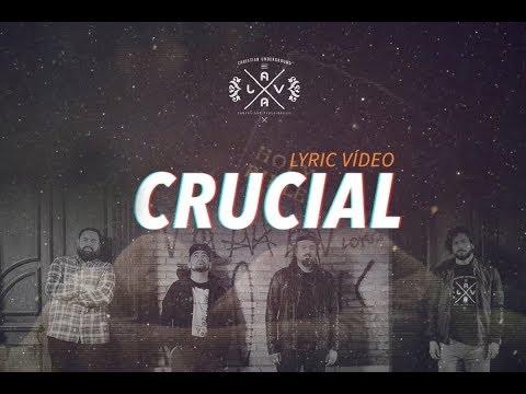 Alva -  Crucial (Lyric Video)